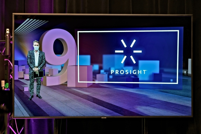 9. anniversary of Prosight company
